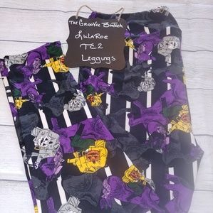 TC2 Lularoe Halloween Leggings - NWT